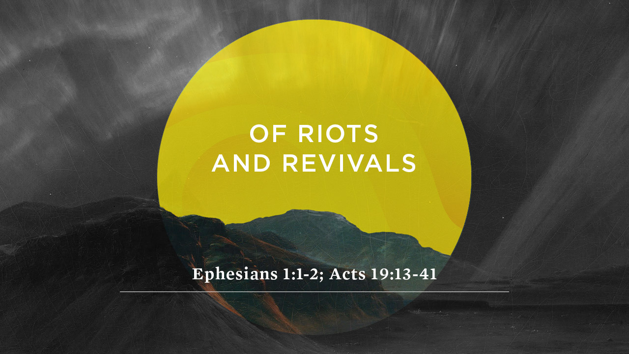 Of Riots and Revivals