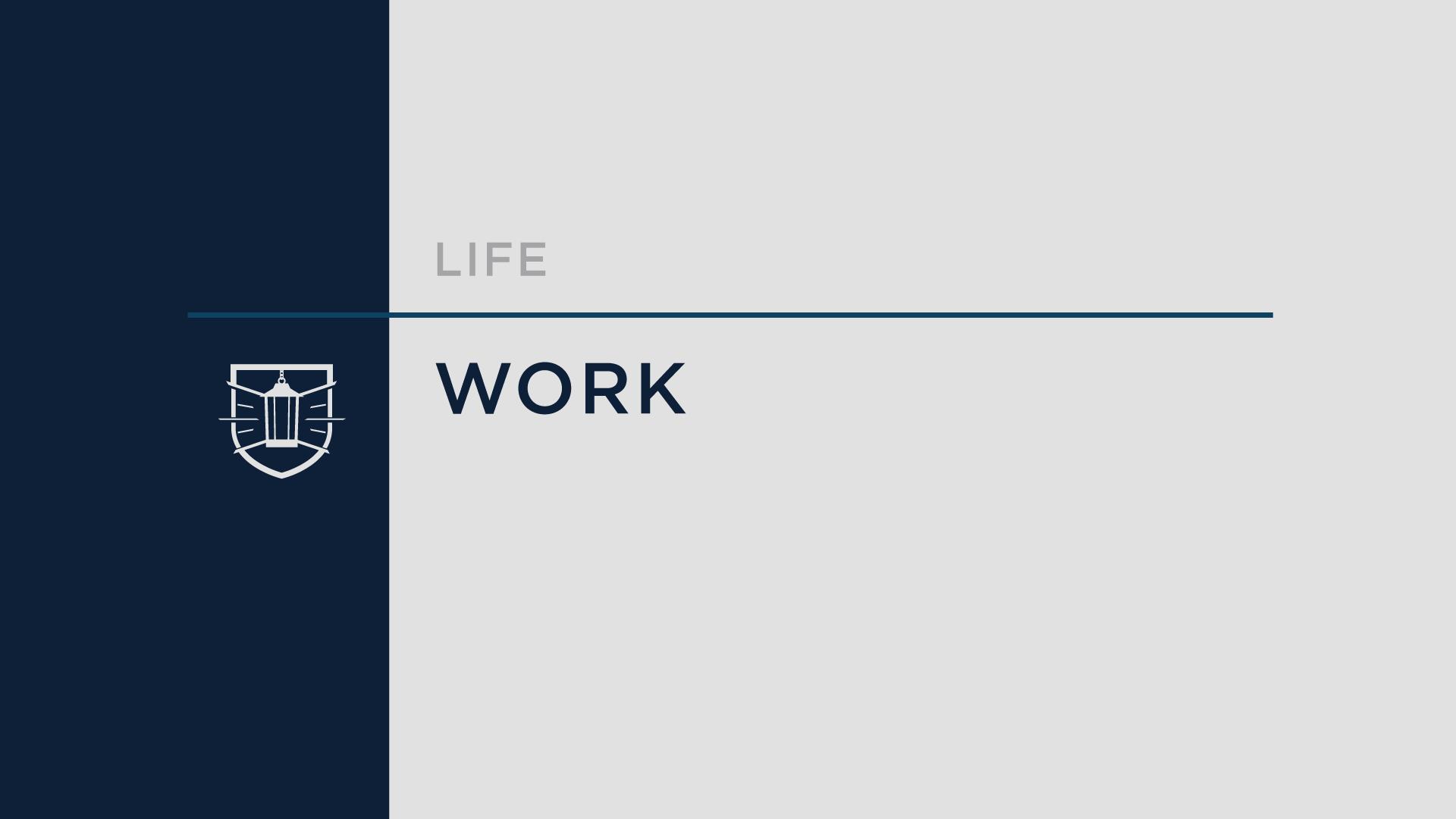 Life 3: Work
