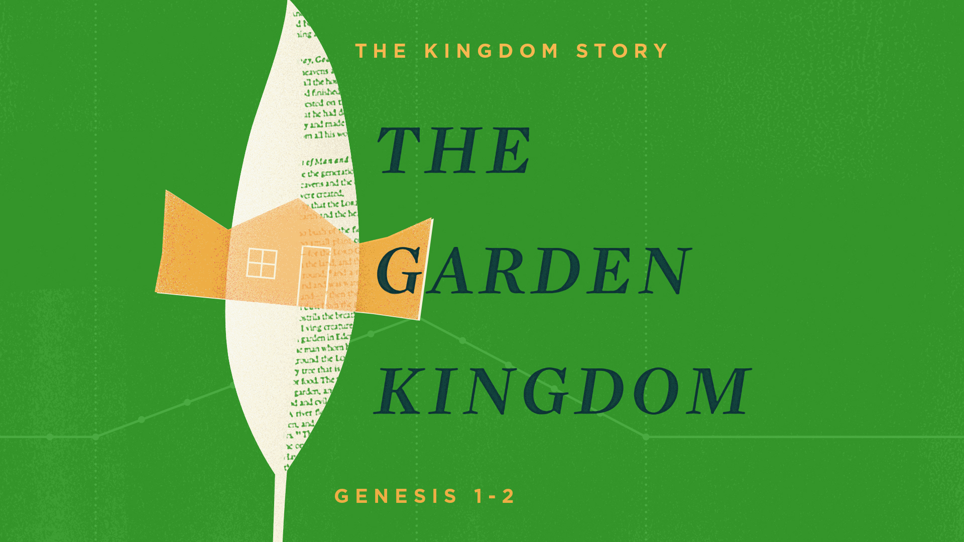 SERMON | The Garden Kingdom
