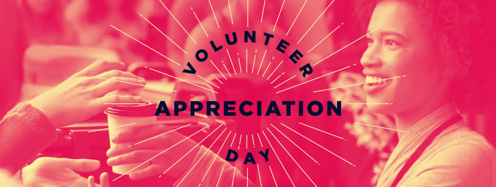 Volunteer Appreciation Day 2016