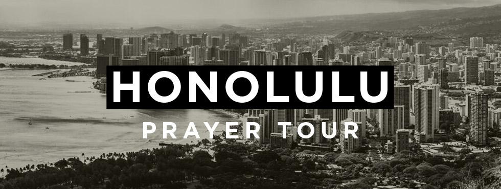 Reality Honolulu Prayer Tour