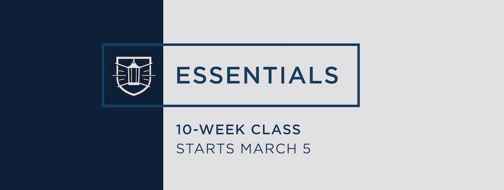 Equip: Essentials