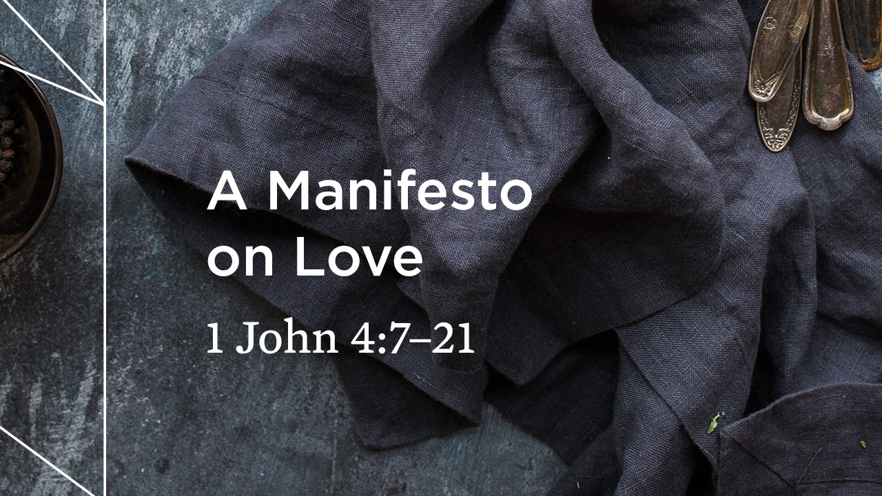 A Manifesto on Love