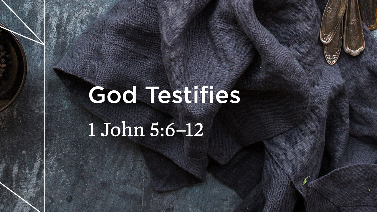 God Testifies