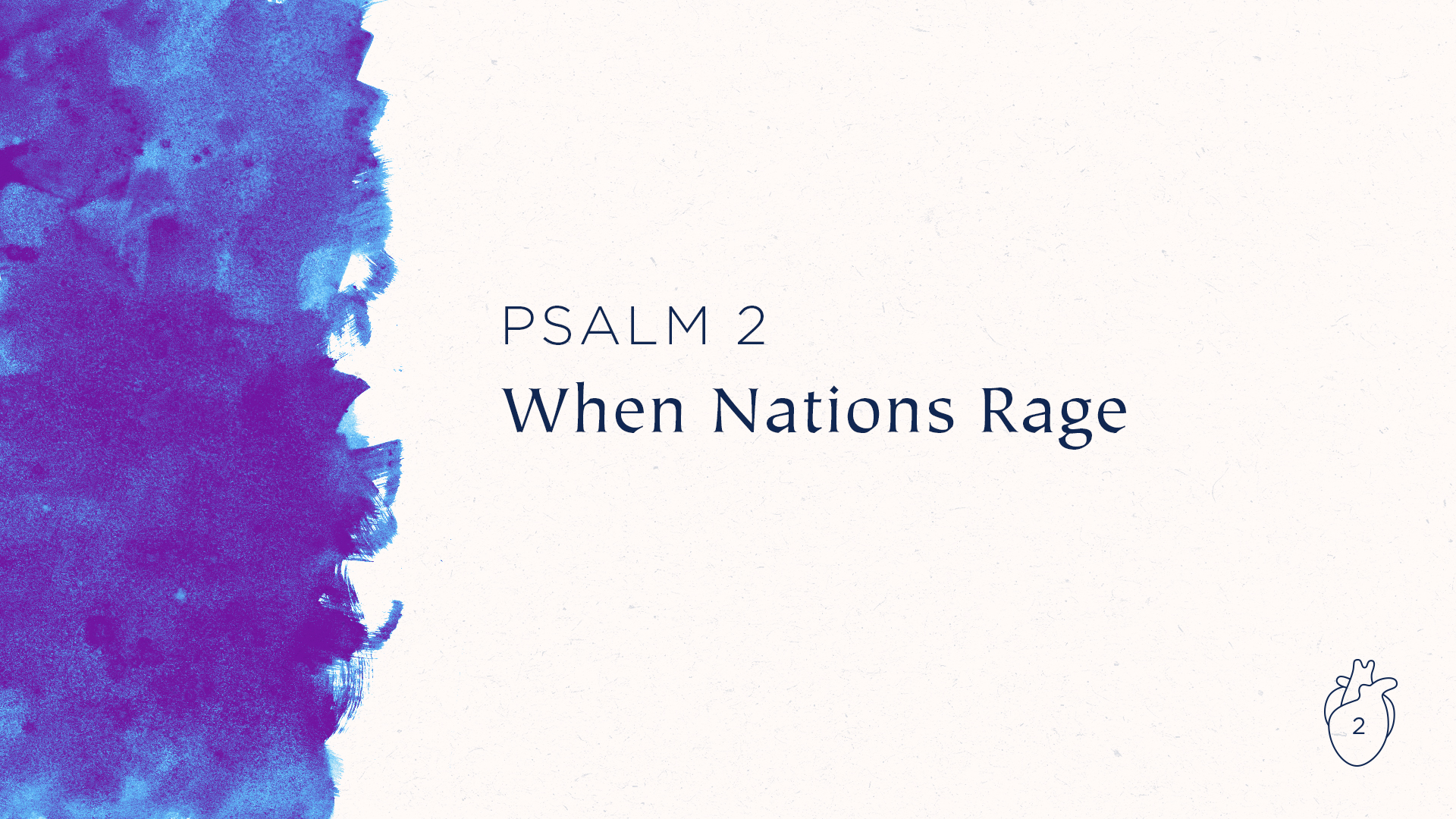 When Nations Rage