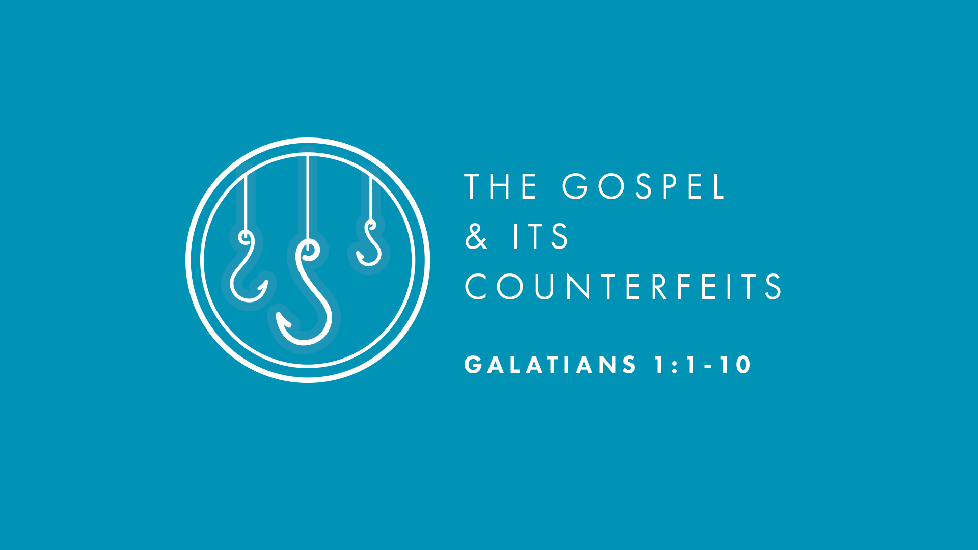 The Gospel and Its Counterfeits