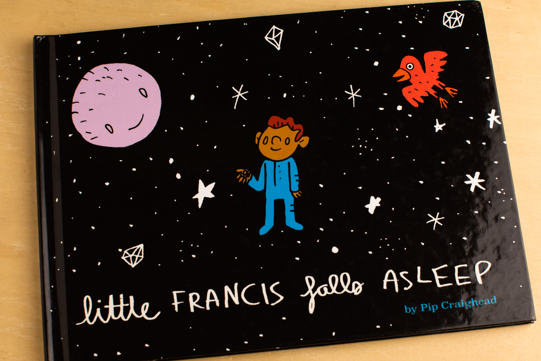 Little Francis Falls Asleep