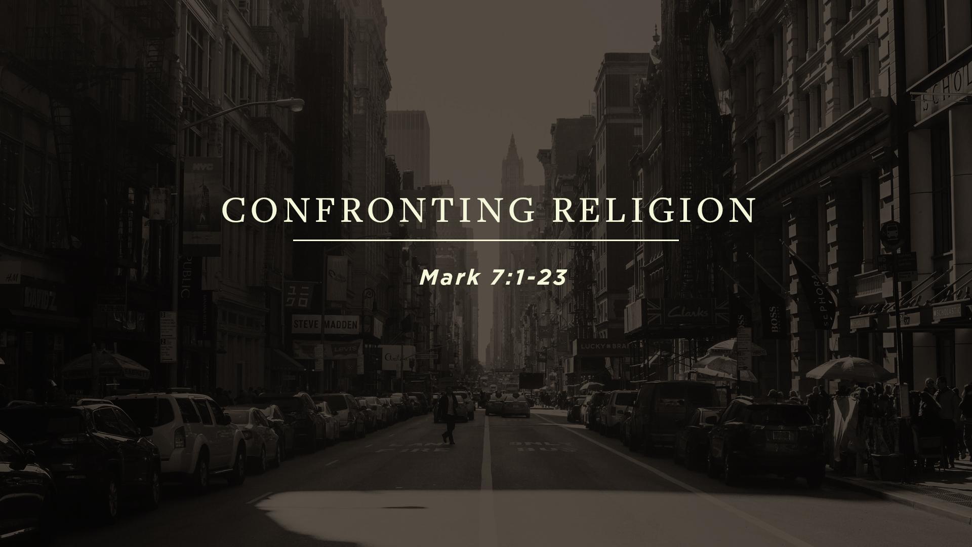 Confronting Religion
