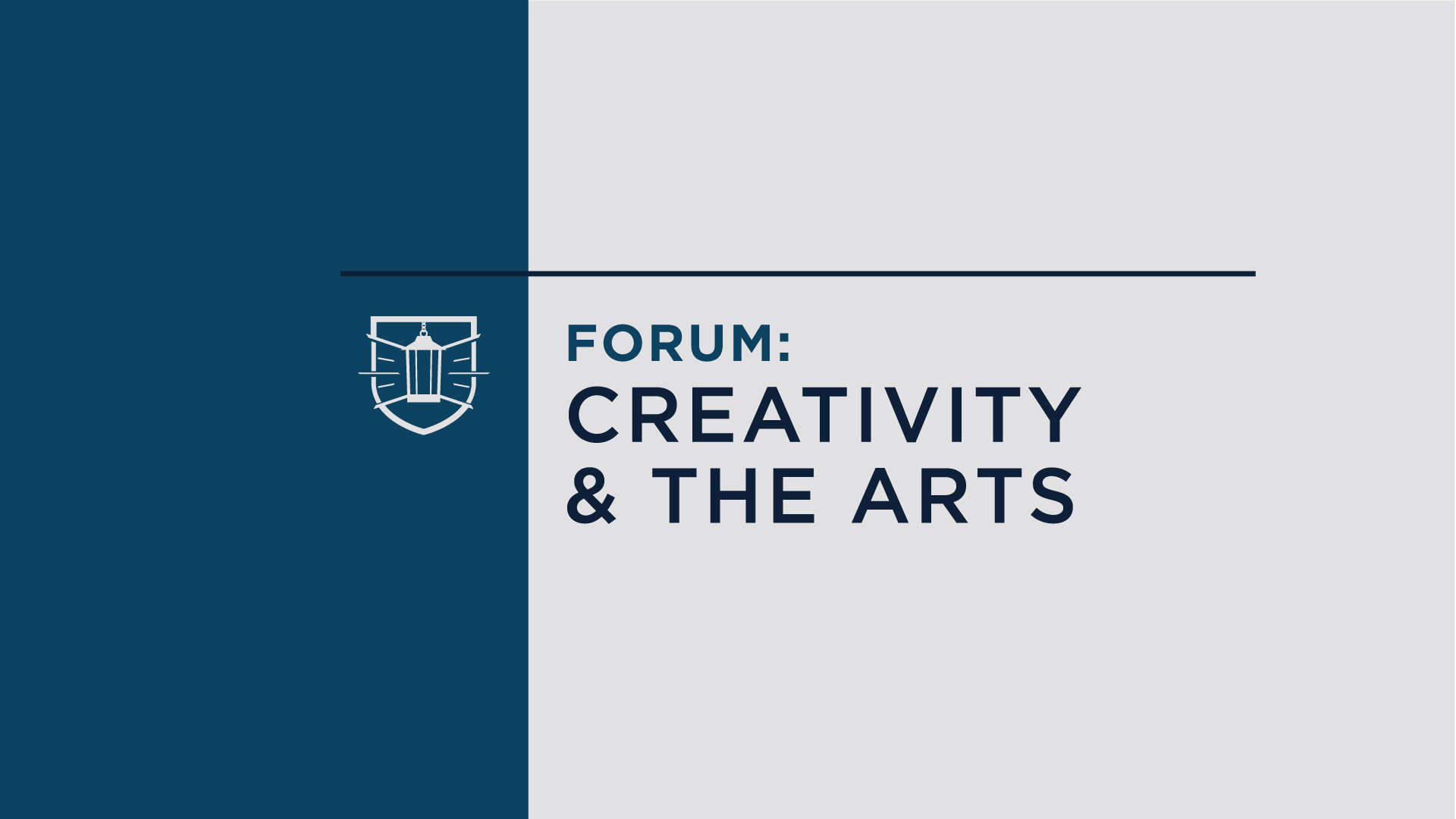 IKON | Creativity and the Arts Panel