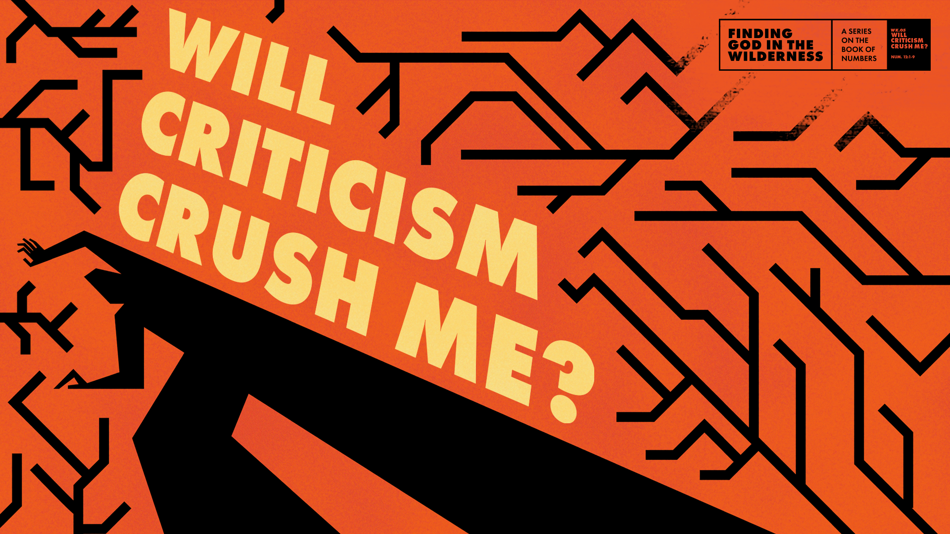 Will Criticism Crush Me?