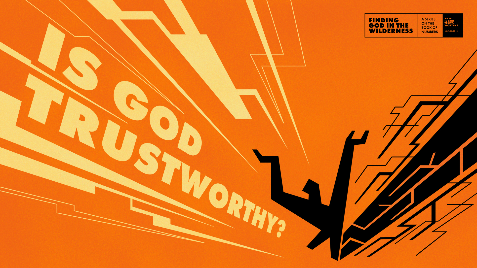 Is God Trustworthy?