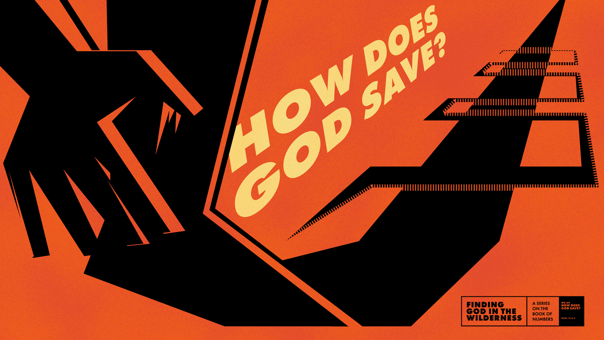 How Does God Save?