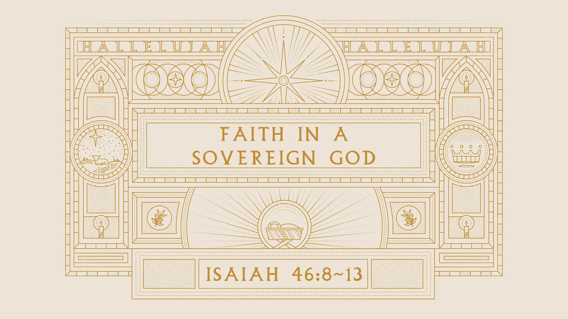 Faith in a Sovereign God