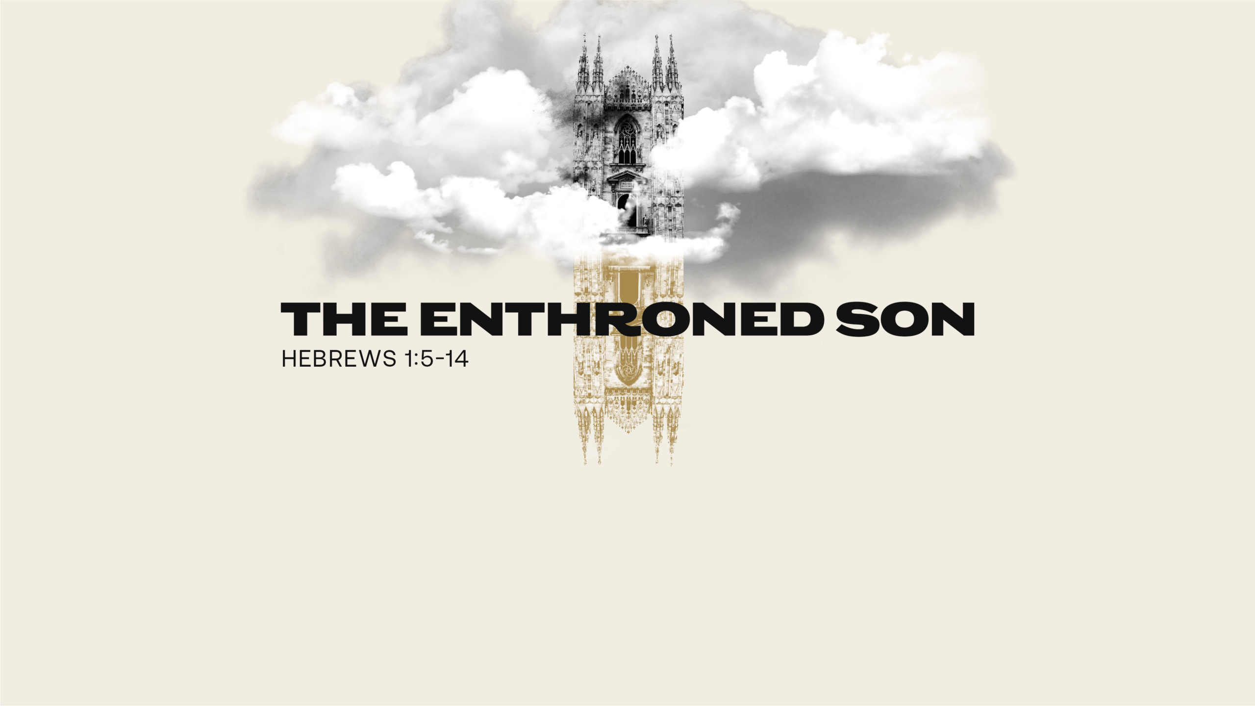 The Enthroned Son