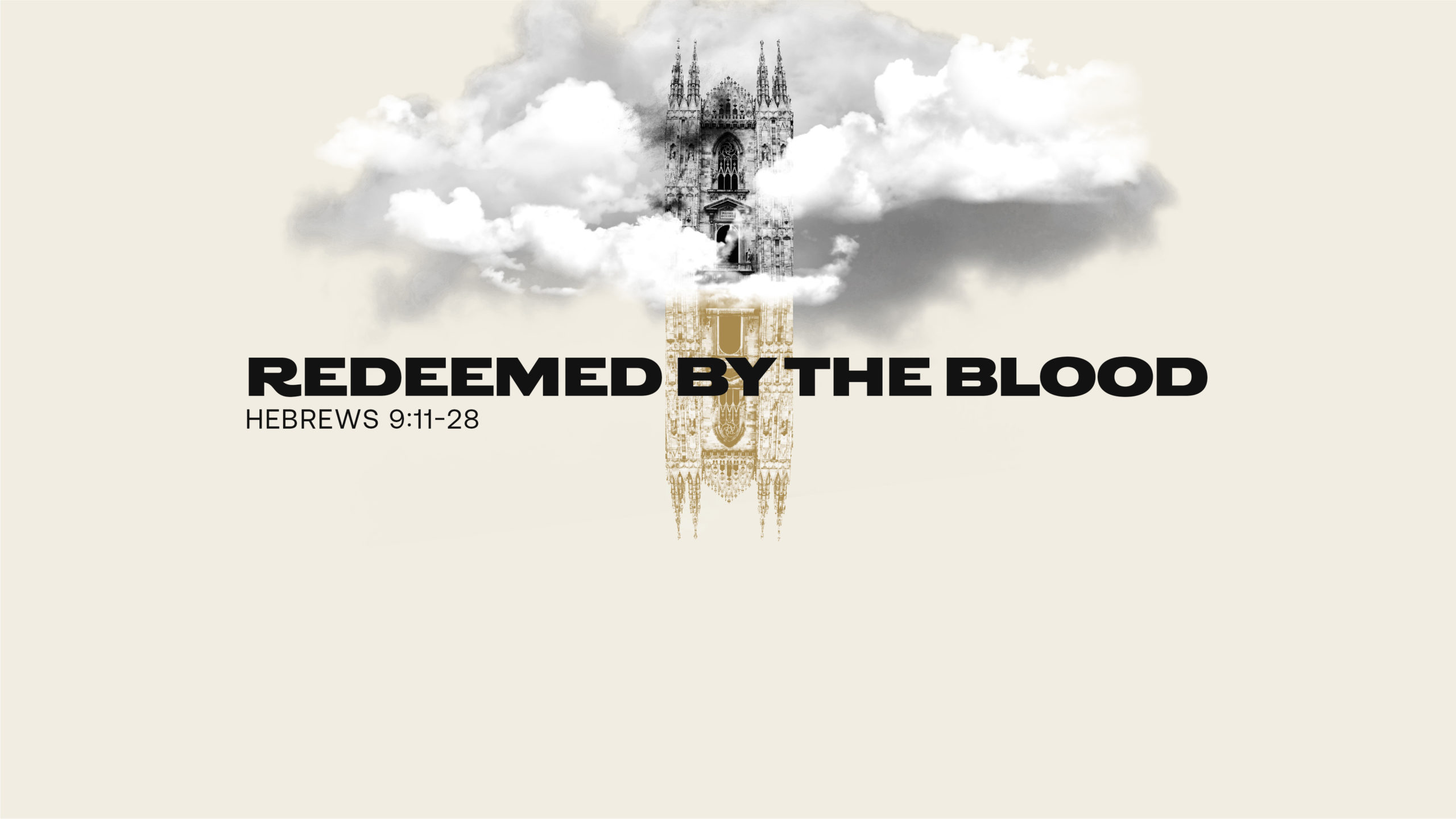 Redeemed by the Blood