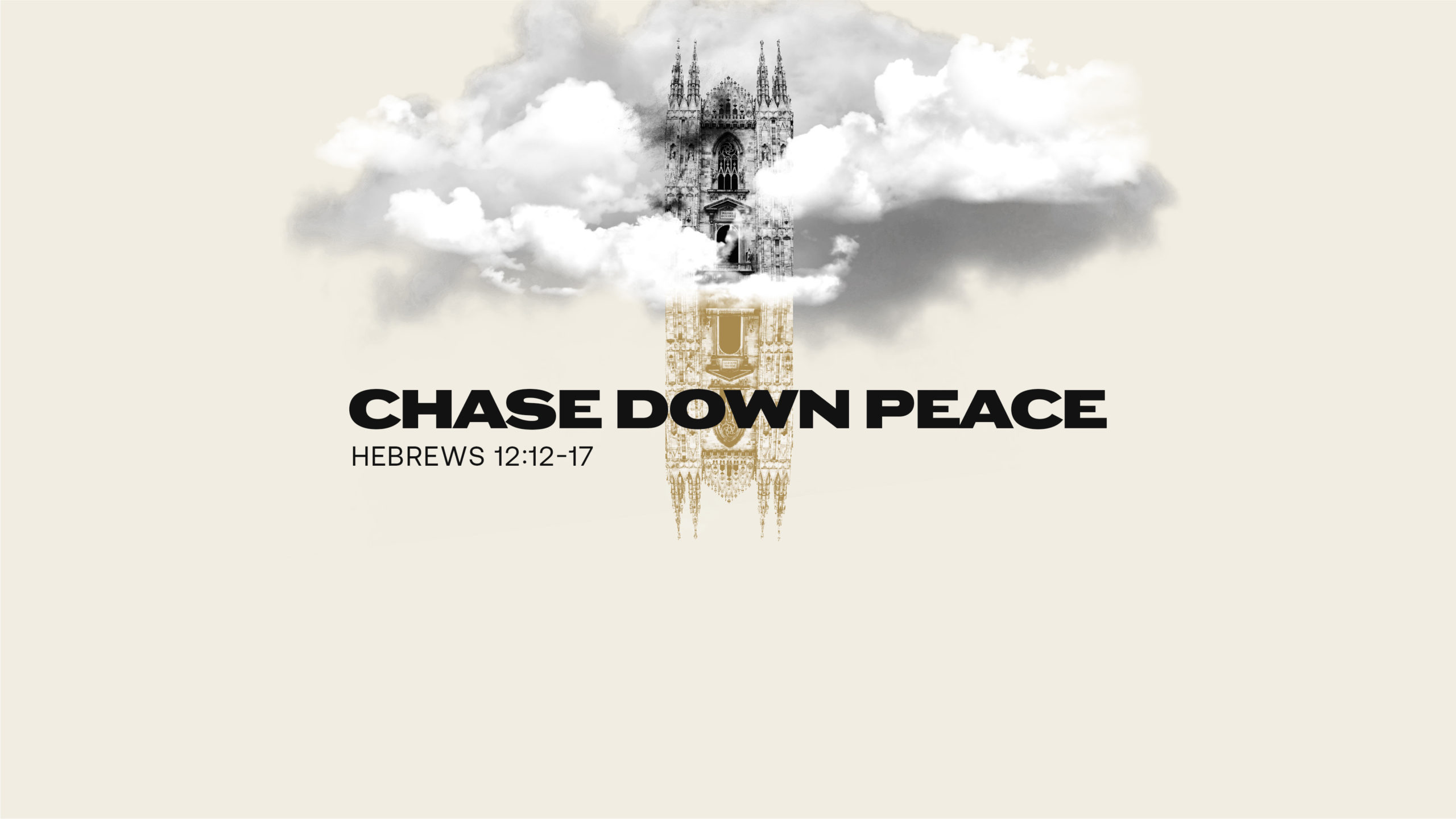 Chase Down Peace